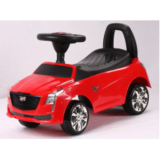 Толокар Rivertoys Cadillac JY-Z01D красный
